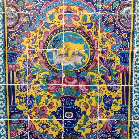 Tiles Tile Ancient Details Colorful Wall Decoration Check This Out Persian Design Ancient Architecture Design Colors Joy Old Architecture ArtWork