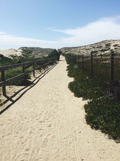 Beachphotography Beach Photography Enjoying Life Check This Out Hello World Taking Photos Path Pathway Sand