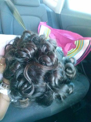 My Hair ......(: