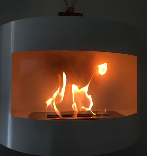 Fire of passion for a speial new year NewYear Burning Heat - Temperature Night Orange Color Indoors  Illuminated Flame Goals 💪 No People Close-up