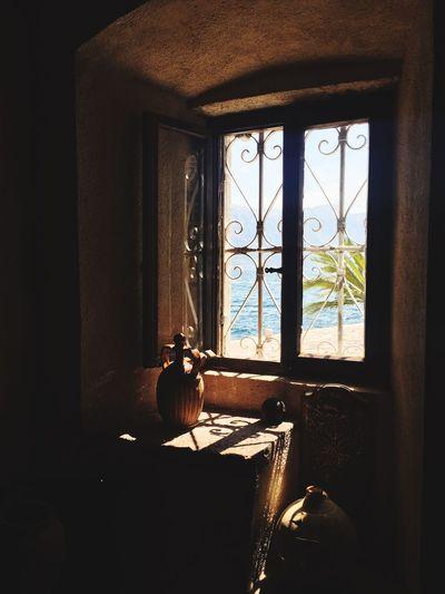 Lights Games - Perast Montenegro Window Indoors  No People Home Interior Architecture Theladyontherocks