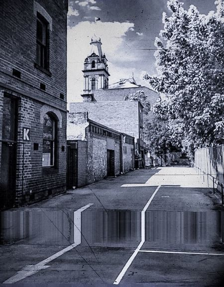 OpenEdit Photographic Approximation My Optic Nerve Nothing Is Holly back lanes... Surrealism