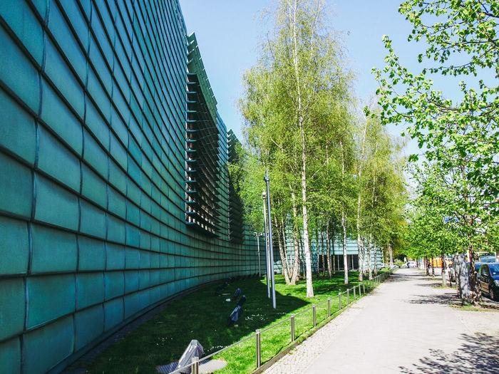 Nordischebotschaften in Berlin Berlin Deutschland Architecture Botschaftsviertel Built Structure Embassy Germany Nordischebotschaften