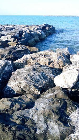 Turkey Arsuzbeach Beach Beachphotography Sea And Sky Sea Nature Rocks And Water Beauty In Nature Blue Travel Seascape