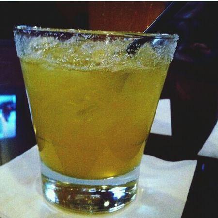 Margarita on the rocks. Enjoying Drinks !! Margaritaville Girls Night Out