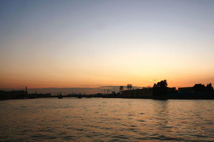 EyeEm Historical Place Russia Stpetersburg Niceview OceanCity Sunset Northen Neversleeps Cityscape