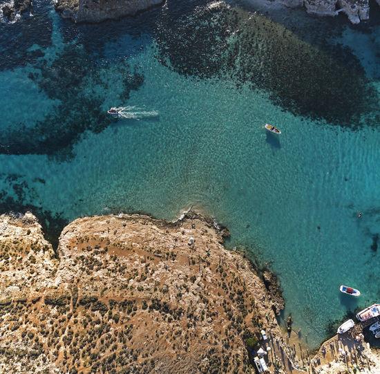 Photo taken in Comino, Malta
