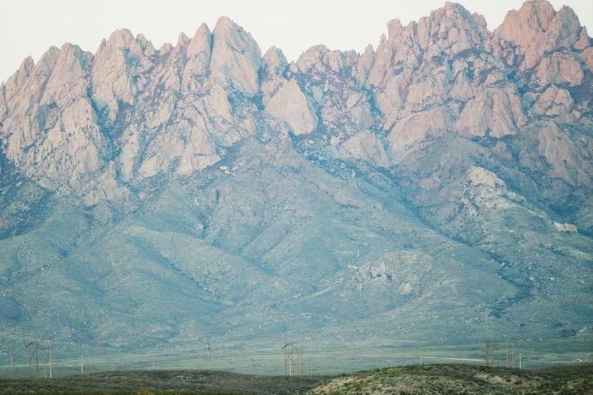 Organ Mountains New Mexico, USA Las Cruces Tranquil Scene Mountain Range Mountain