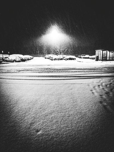 The Places I've Been Today Employee Shuttle HOW MY DAY STARTED Its Cold Outside Snow Snowing