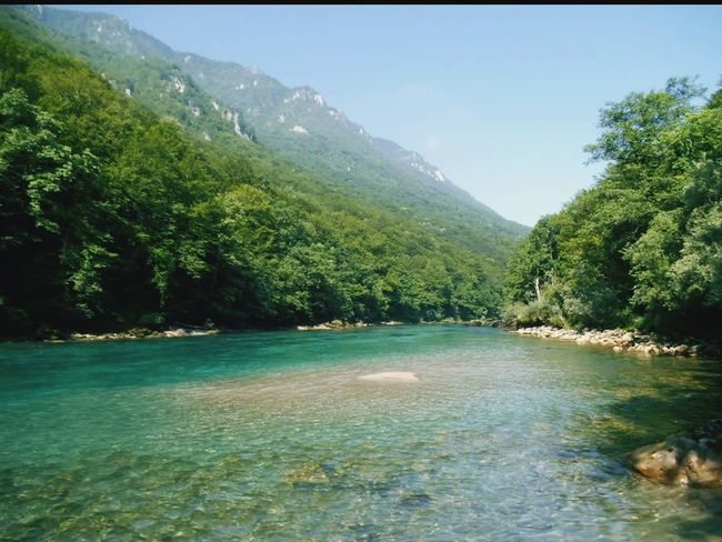 Balkans Europe Lake Peace And Tranquility