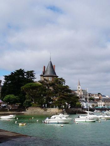 Chateaux Castle Port