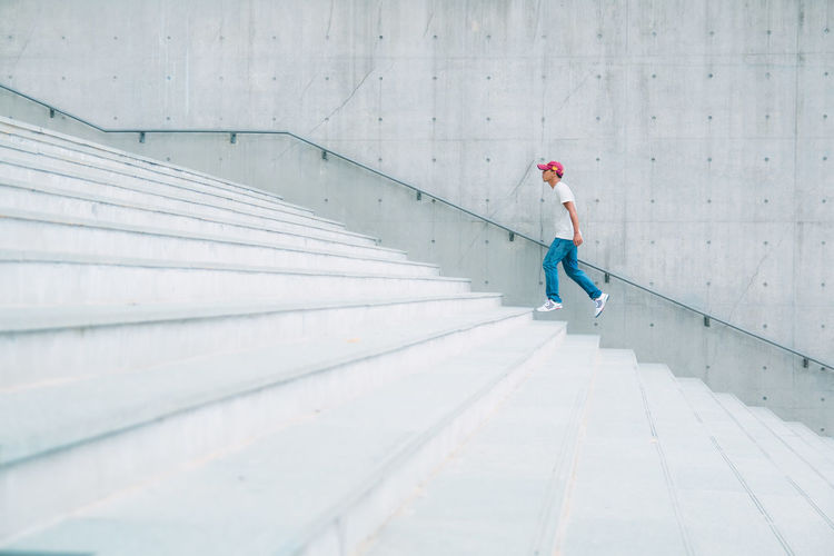 Halfway Up The Stairs AMPt_community EyeEm Best Shots Farawaypeople Minimal Minimalist Minimalobsession Taiwan Teipei VSCO Cam Vscocam