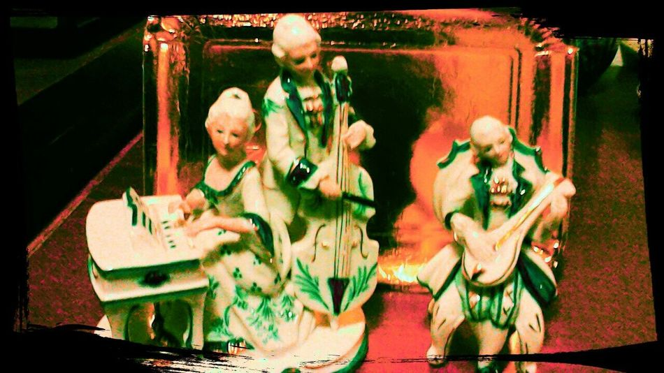 classic Musician Musical Instruments Musical Music Photography  Fantasy World Statuettes