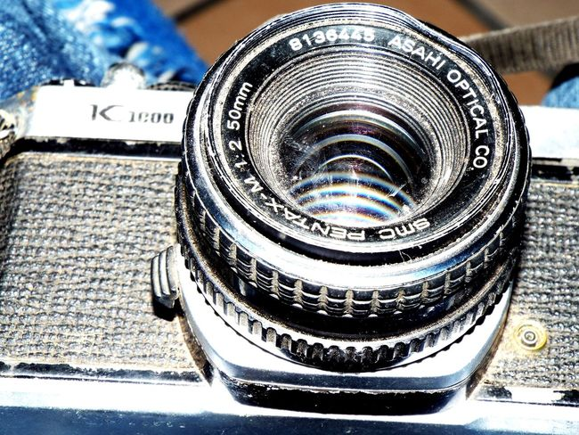 Phtography Old Remember Camera
