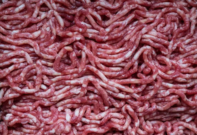 Full Frame Shot Of Meat