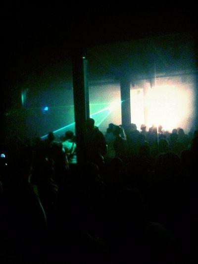 Dancing at paradigm @Groningen Dancing