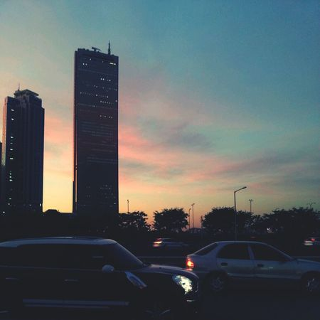 Korea Seoul 63빌딩 Han River