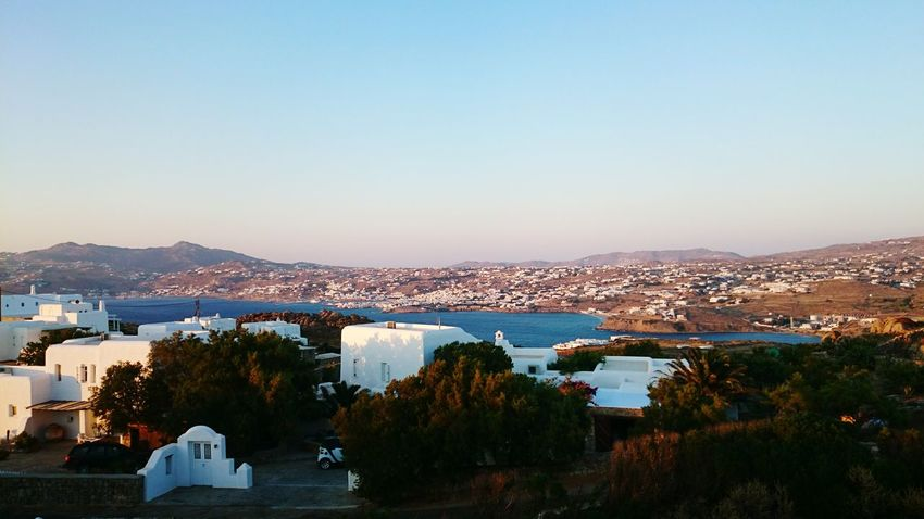 Mykonos,Greece Enjoying Life Relaxing GREECE ♥♥ Being A Tourist Great Day 😀😀👌👌