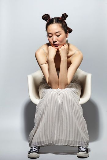 Fashion Fashion Photography Korean Model Model Test Shoot