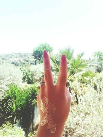 Hand Tattoo Color Explosion Feelingfree Relaxing Summer Vibes Goodvibes✌️