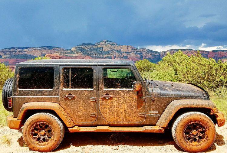 Sedona, AZ Jeep Wrangler Unlimited
