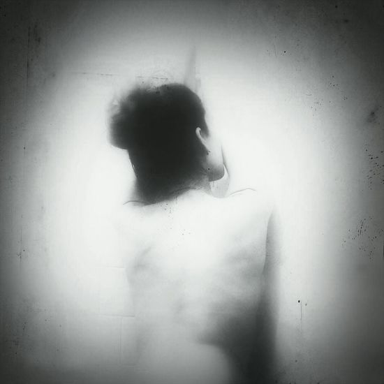 out with all the hate, in with the love <3 Selfportrait NEM Self Blackandwhite AMPt_community