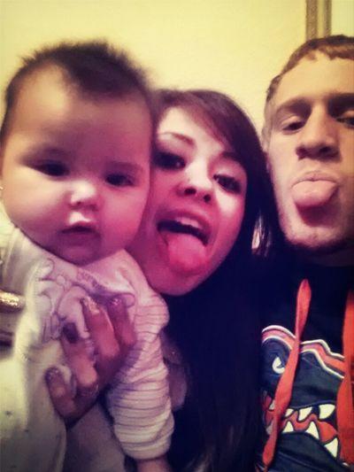 my bestfriend, my niece and i :')