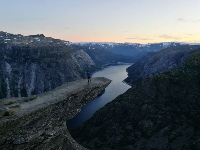 Norwegian fjords are something that will always amaze me. Tree Mountain Snow Adventure Sunset Forest Cold Temperature Winter Men Pinaceae Emission Nebula Pine Woodland Galaxy Evergreen Tree Pine Tree Spruce Tree Constellation Space And Astronomy Starry Starry Astronomy Mountain Road Coniferous Tree Nebula Snowboarding Fir Tree Globular Star Cluster Star Field Mountain Peak The Traveler - 2018 EyeEm Awards The Great Outdoors - 2018 EyeEm Awards