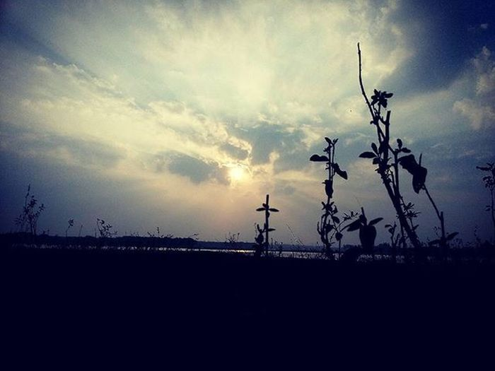 PC Aks📷📷 Beautiful Sunset🌞🌀 Rukka Dam Ranchi