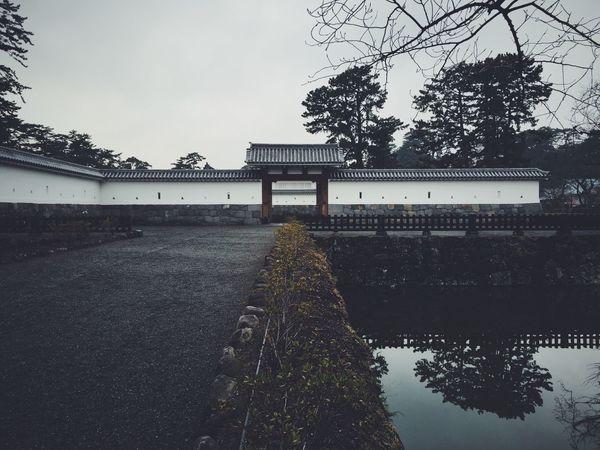 Japan Odawara Castle / Japan Moat Japanese Castle Odawara