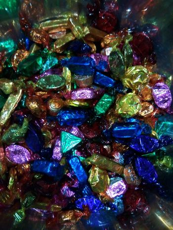 Backgrounds Bowl Of Candy Celebration Christmas Christmas Decoration Close-up Day Full Frame Indoors  Large Group Of Objects Multi Colored No People Quality Street Sweets