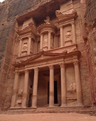 Jordan Petra Wadi Musa Indiana Jones First Eyeem Photo