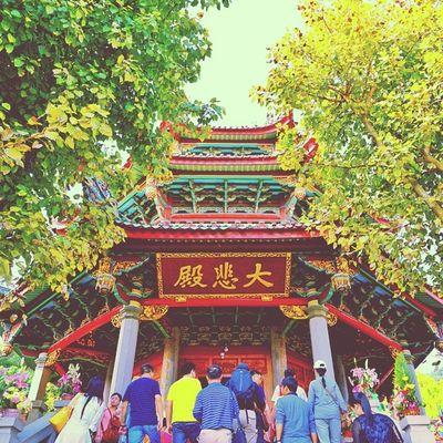 南普陀寺  南普陀  廈門 NanPutuo Temple Xiamen China