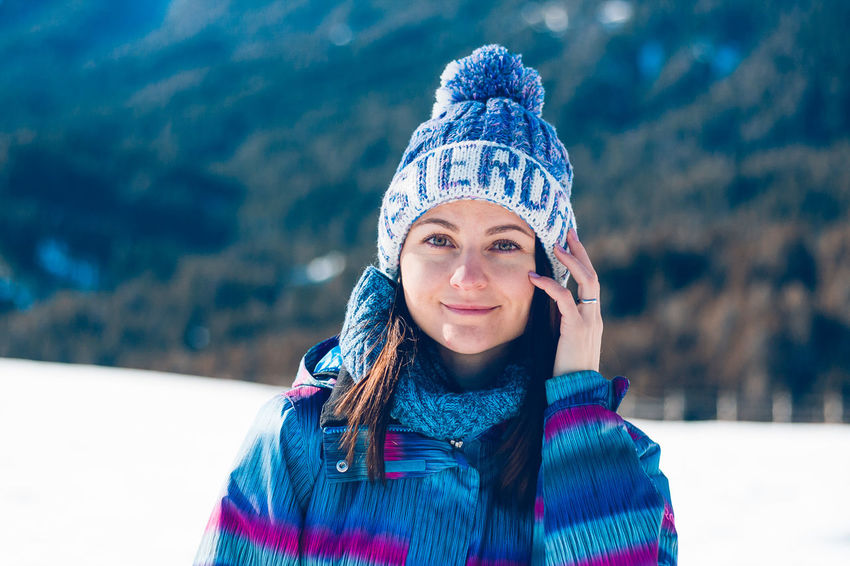 Amazing Woman Beautiful Girl Top Photography Amazing Portrait Beautiful Portrait Beautiful Woman Beauty In Nature Cold Temperature Hat Lifestyles Looking At Camera Marco Vittorio Marco Vittorio Photography Nova Ponente One Person Portrait Real People Scarf Snow Top Photos Top Portrait Warm Clothing Winter Women Young Women