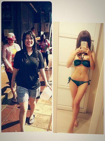 Change Exercise Loseweight Bikini SO PROUD OF MYSELF BeforeAndAfter