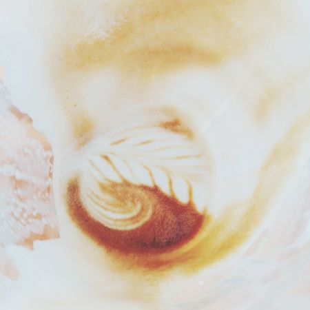 What I am to you. Latte Art Missing You Coffee No People Close-up