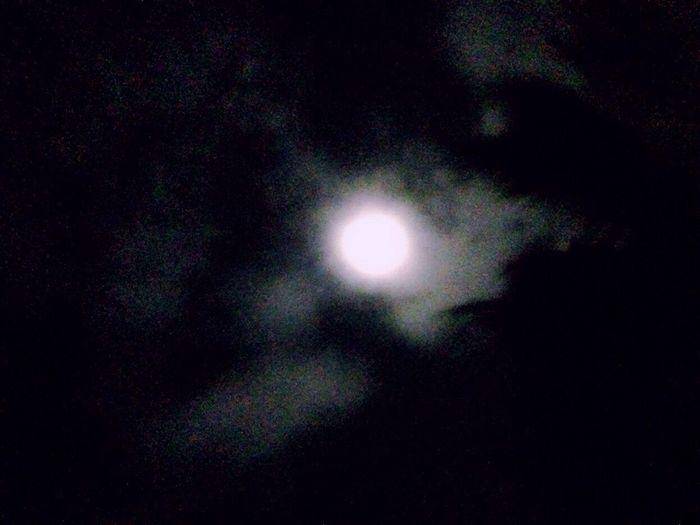 Moon Night Nature Astronomy Scenics Dark Beauty In Nature Moonlight