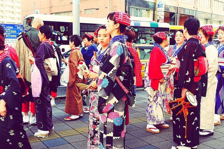 今年のどんたくDontaku Fukuoka Japan Matsuri まつり Hi! Hello World Cheese! Girl Women Woman Festival Japanese Culture Kimono KimonoStyle Enjoying Life どんたく Beautiful Girl Beautiful Woman