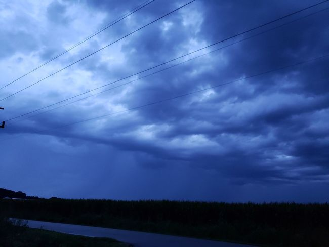 Storm Cloud Rural Scene Agriculture Dramatic Sky Sky Farmland Agricultural Field Thunderstorm