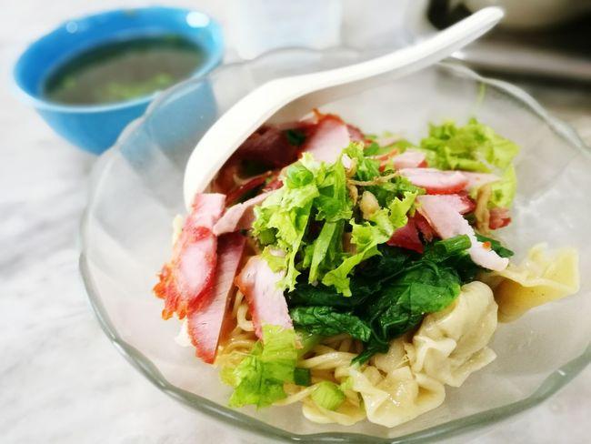 Noddle Thai Food Menu