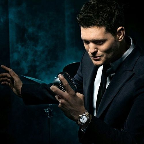 My MCM goes to the handsome Michael Buble ♥Lovehisvoice Lovely Am I right @jathanyoung ? :)