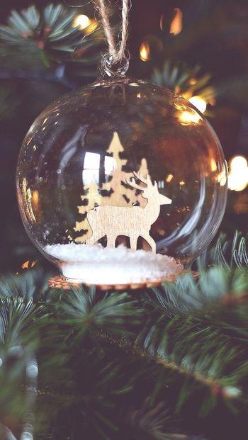 Carousel Tree Christmas Decoration Illuminated Christmas Celebration christmas tree Christmas Lights Close-up Sky