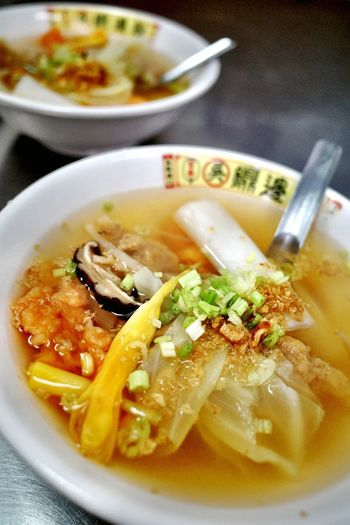 Yummy GRlll Ricoh Taiwan Taiwan Food Food Food And Drink Healthy Eating Pasta Ready-to-eat Asian Food Soup Chinese Food Indoors  Wellbeing Vegetable Still Life Freshness Serving Size No People Italian Food Bowl Meal Close-up Noodle Soup