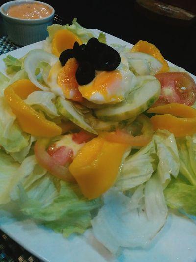 Healthy Eating Freshness Close-up Food Egg Yolk Fresh Produce Serving Size Vegetable Salad Olives