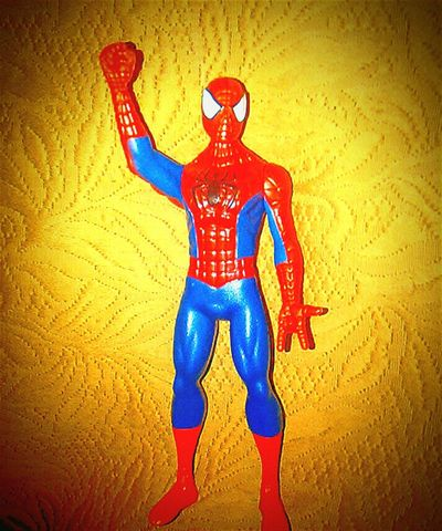 Spidey Lookout, There Goes The Spiderman Superhuman Marvel Superhero Check This Out Spiderman Action Figurines Action Figures Collectable Items Spiderman ♥ Spider Man Spider-man Marvelfigures Spiderman Was Here