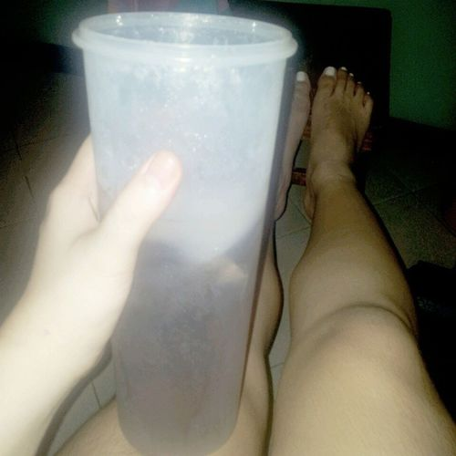 Tea after a run. Yes! Determined Balikalindog Filipinosbelike Fitspiration noexcusesthistime
