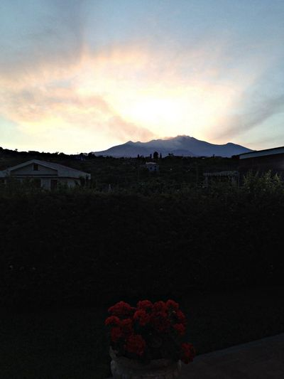 Skyporn Vulcano Etna