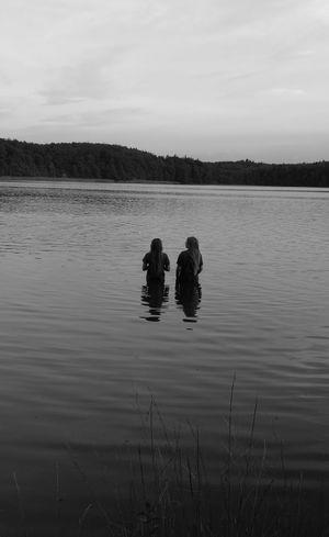 Nature Polishgirl Natural Girl Lake Summer Water