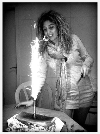tita's first birthday surprise at Adonis Tita's First Birthday Surprise