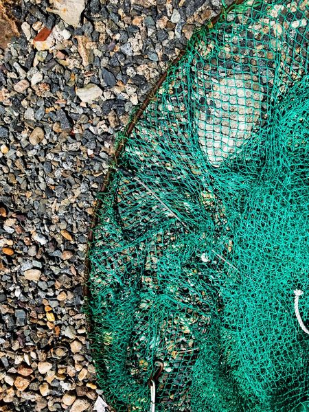 Contrast Shadow Outdoors Textured  No People Day Green Color Backgrounds Full Frame Close-up Nature Rocks Net